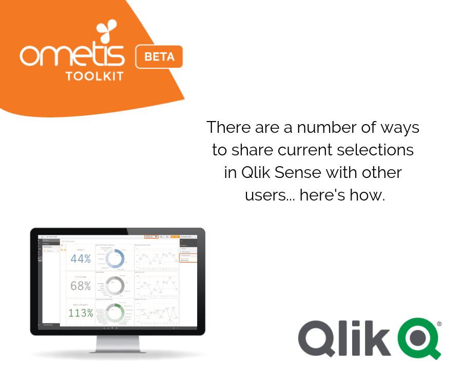 Sharing Insights In Qlik Sense - Ometis