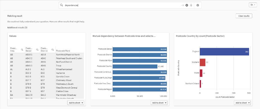 Qlik Sense Client-Managed August 2021 Release